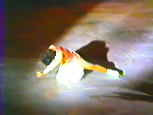 Iceland's David Lubin Show, 1986, Debi Segal – Dramatic