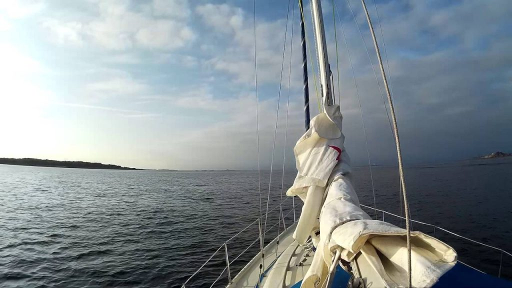 Sailing Sweden to Iceland part 5