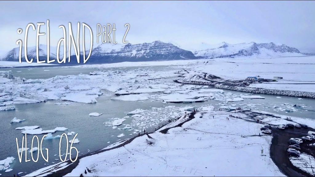 ICELAND- Sleeping in a Bubble, Fjaðrárgljúfur Canyon & The Glacier Lagoon