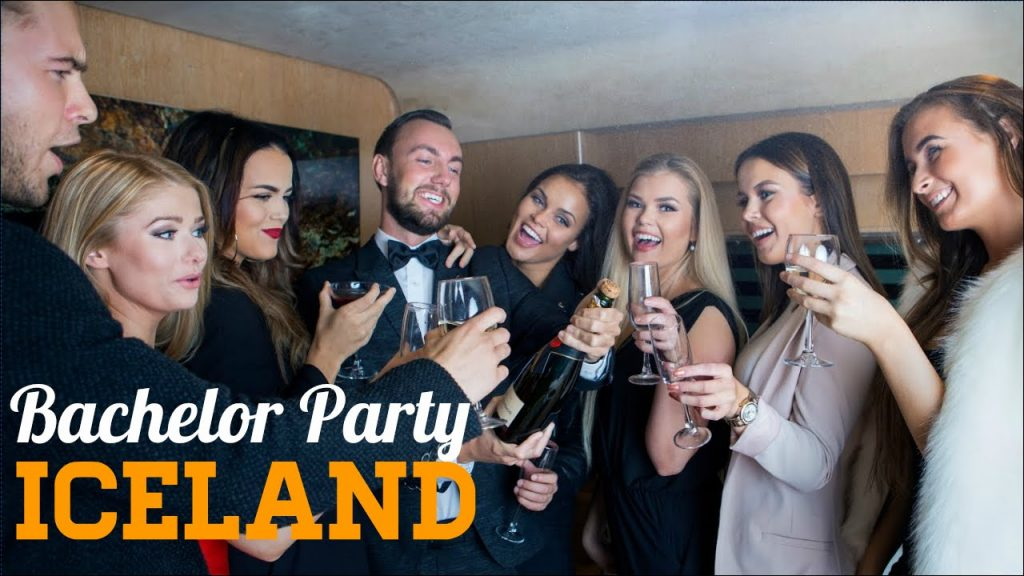 Bachelor Party / Stag Do Iceland
