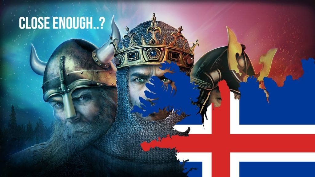 Age of Empires II HD – Iceland timelapse