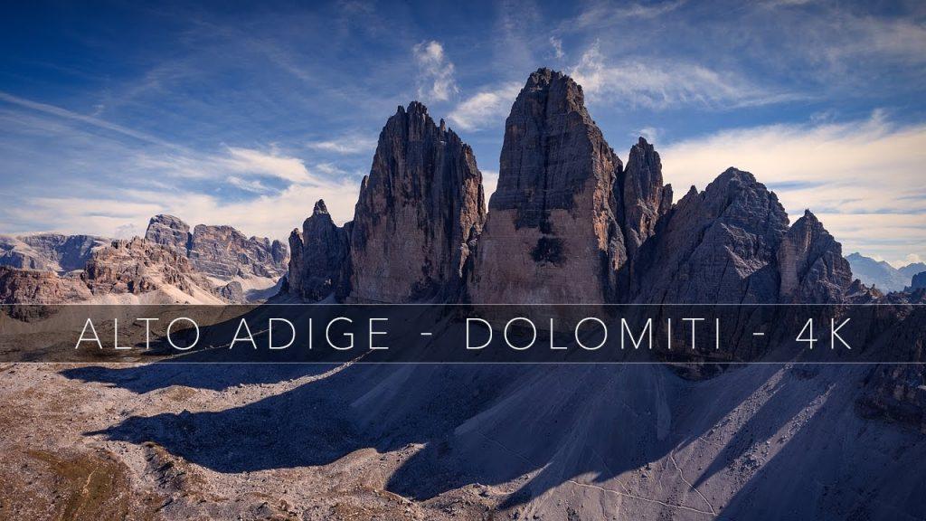 Alto Adige | Dolomiti | Südtirol in 4K – DJI Phantom 4 Drone | FPV