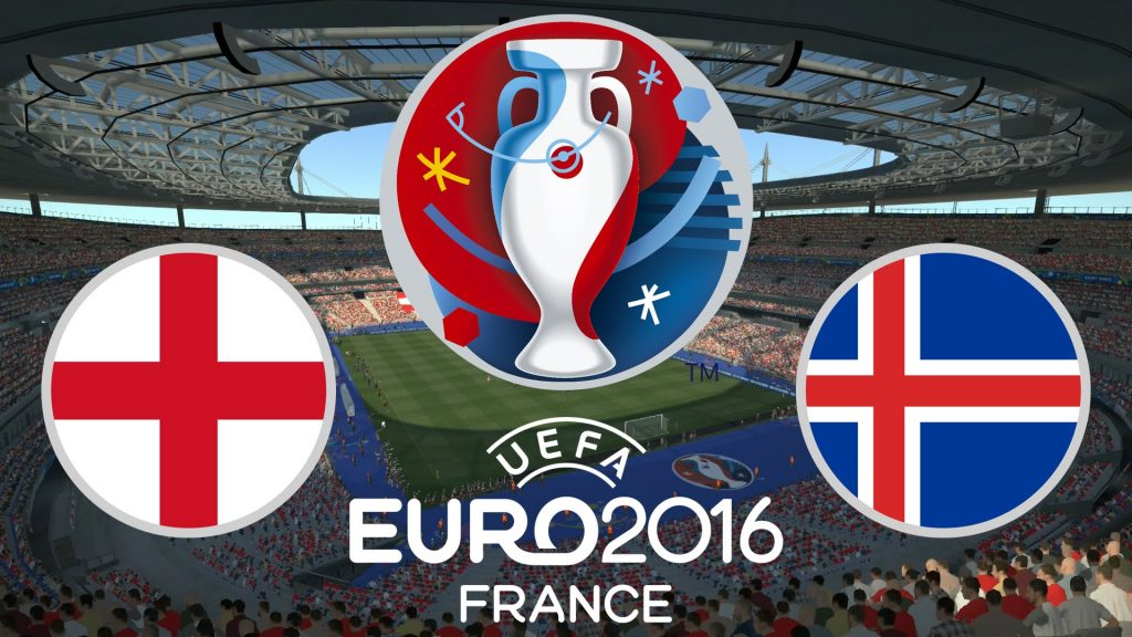 England vs. Iceland – Euro 2016 (Round of 16)