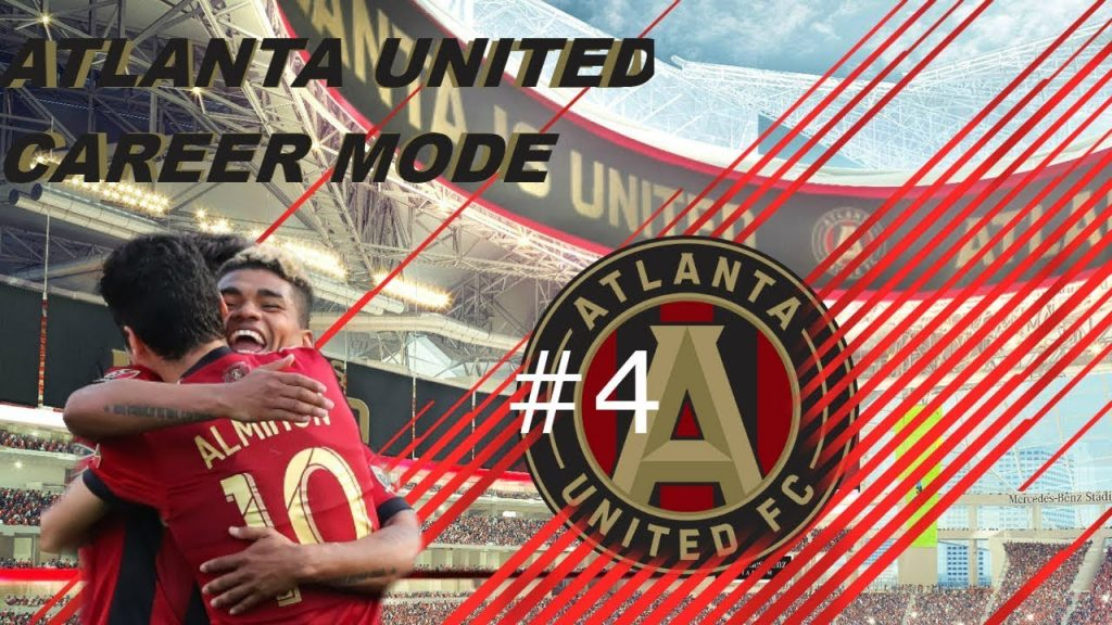THE ATL DUO, BEST IN THE WORLD? | FIFA 18 #ATLUTD CAREER MODE ep 4