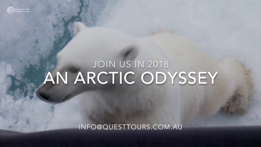 Arctic Odyssey with Quest Tours