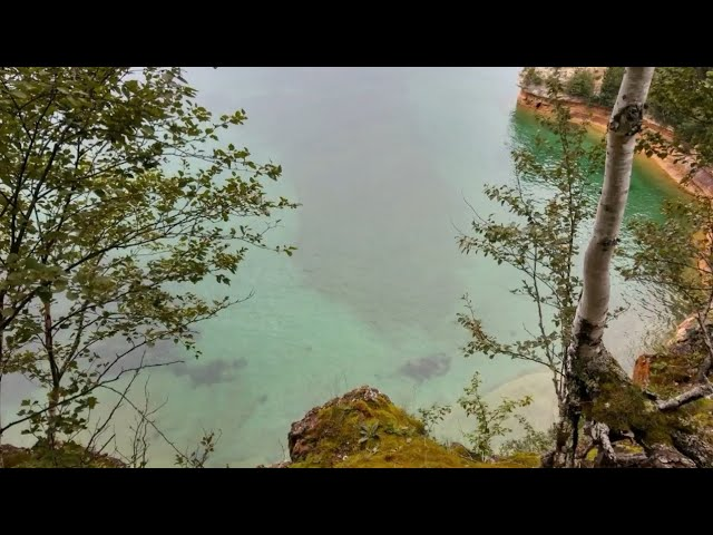 Pictured Rocks Michigans Upper Peninsula spray falls shipwreck drone   A Story of Us  /