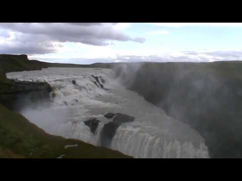 Gullfoss waterfall – Iceland 2009