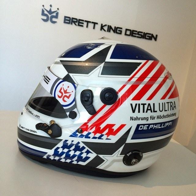Connor De Phillippi's Brett King Design