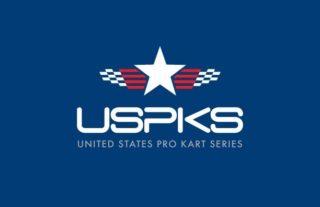 2018 United States Pro Kart Series Hoosier State Grand Prix logo