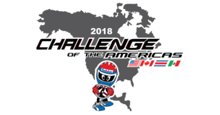 2018 Challenge of the Americas Rounds 5 & 6 logo