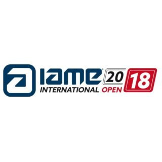 2018  IAME International Open logo
