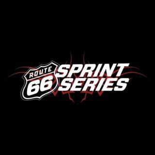 2018 Route 66 Sprint Series Round 1 logo