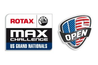 2018  US Rotax MAX Challenge Grand Nationals & US Open logo