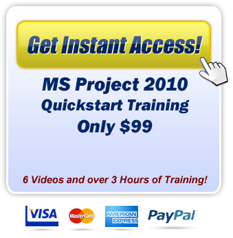 ms project 2010 training videos