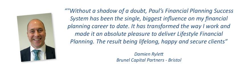 Damien Rylett Testimonial