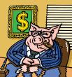 rich pig