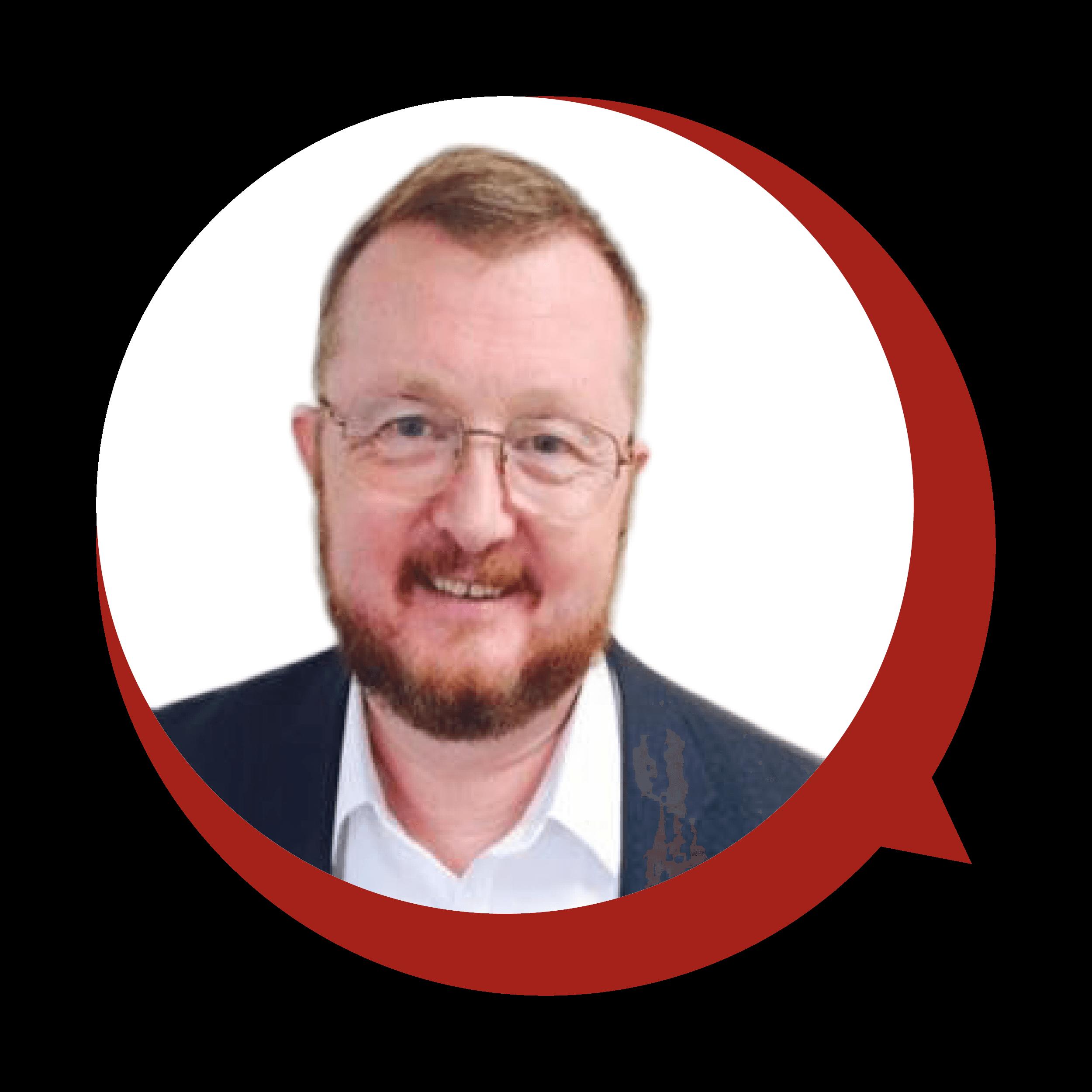 Steven Shoulder International Business Transformation Expert