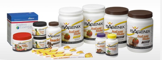 Sign Up With Isagenix and save.  Buy 30 Day Cleanse Pak with Ageless Essentials