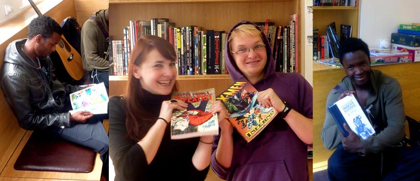 comic-librarythank-you