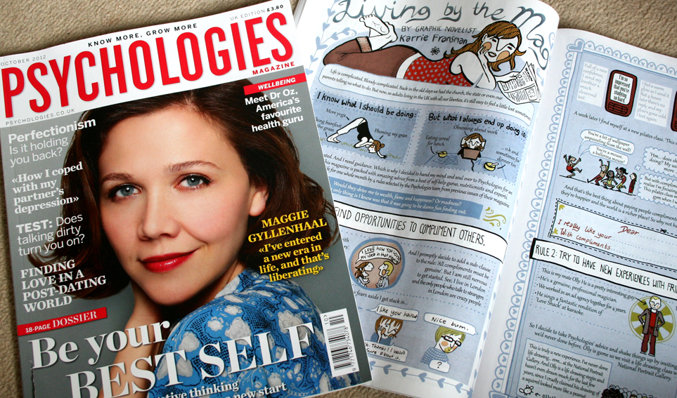 Psychologies.sample