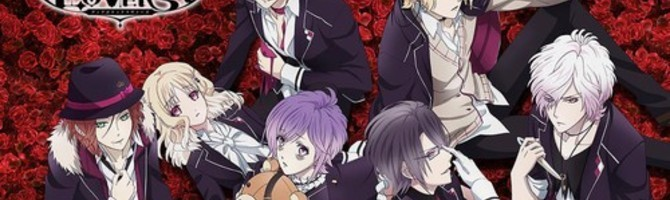 Anime Adapting Rejets Video Games For Women To Feature Sakamaki Mukami Brothers The Official Twitter Account Of Diabolik Lovers