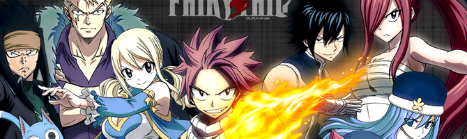 Fairy Tail OP, ED (2014)