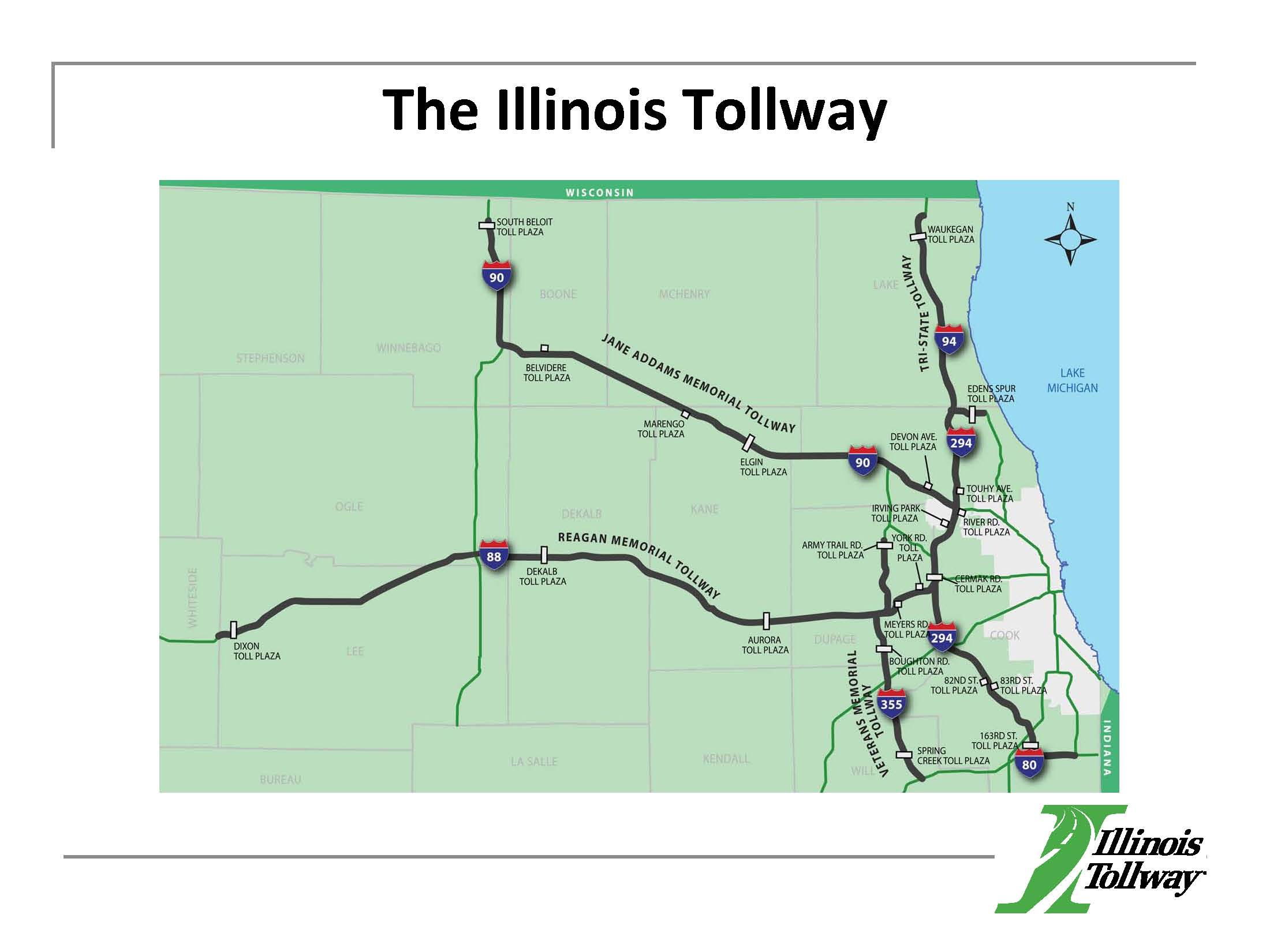 Illinois Tollway Authority Experience with SHRP 2 Pavement Solutions ...