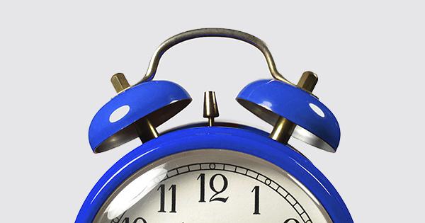 Clock of  rope