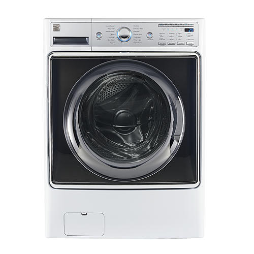 kenmore elite smart frontload washer