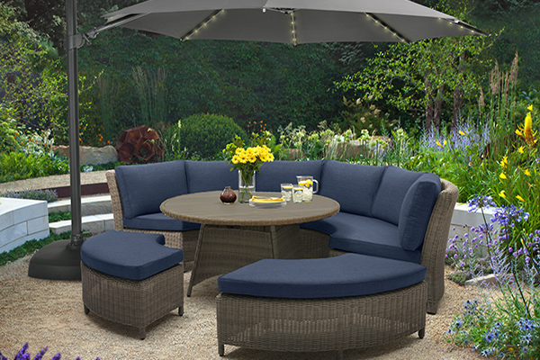 Buy patio furniture patio sets backyard furniture more for Chaise kettler