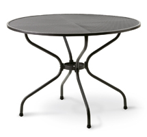 MESH TOP TABLE, 42