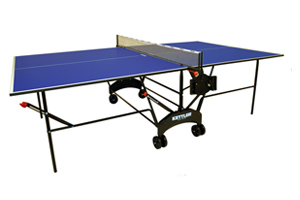 Riga pro ttt indoor table tennis indoor for Table exterieur kettler