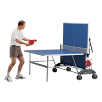 Topstar XL Outdoor Table Tennis Table