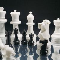 Large Chess Pieces other image