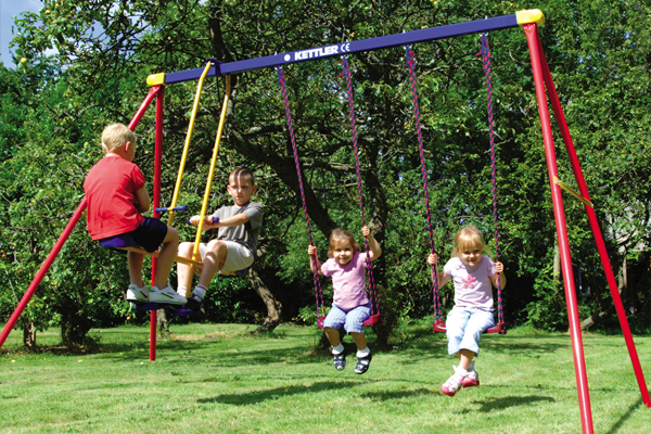 kettler trimmstation swing set 2