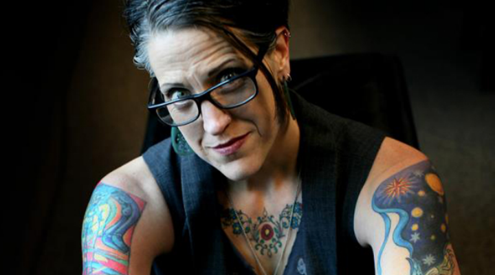 Accidental Saints - Nadia Bolz-Weber (Re-Air) video thumbnail
