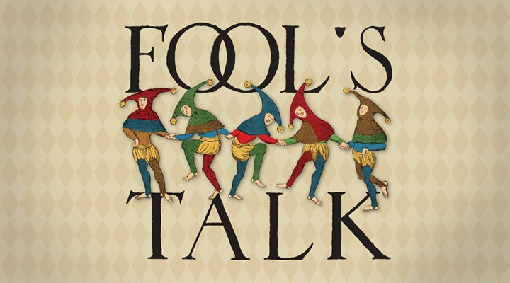 Fool's Talk - Dr. Os Guinness video thumbnail