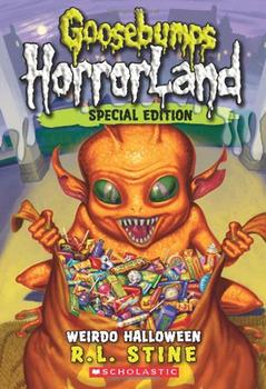 Goosebumps HorrorLand: Weirdo Halloween