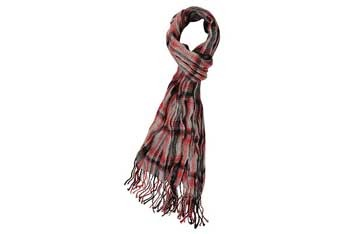 Plaid crinkle scarf, $5.90, Forever21.com