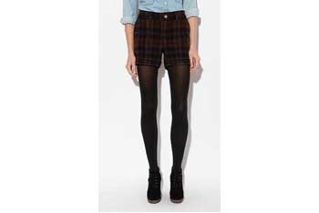 Character hero plaid wool shorts, $58, Urbanoutfitters.com
