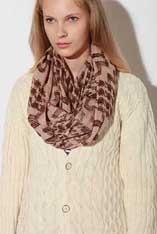 Circular scarf