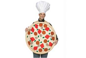Pizza Pie, $50, FancyDress.com