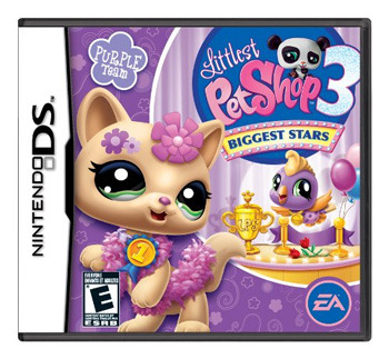 Littlest Pet Shop 3: Biggest Stars (Team Purple)