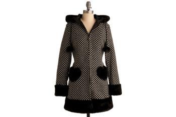 Ura-Hara coat, $89.99, ModCloth.com
