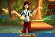 Free Realms' Referee Ruby