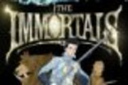 The Immortals by Paul Stewart and Chris Riddell