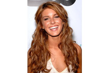 Shenae Grimes' long waves