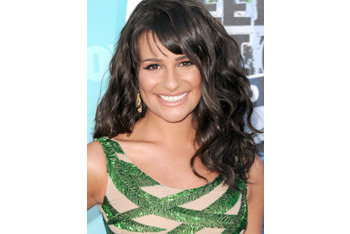 Lea Michele from Glee