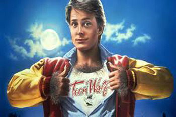 Teen Wolf Fox