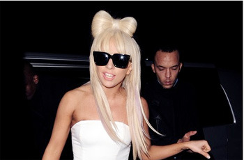 Be Lady Gaga for Halloween